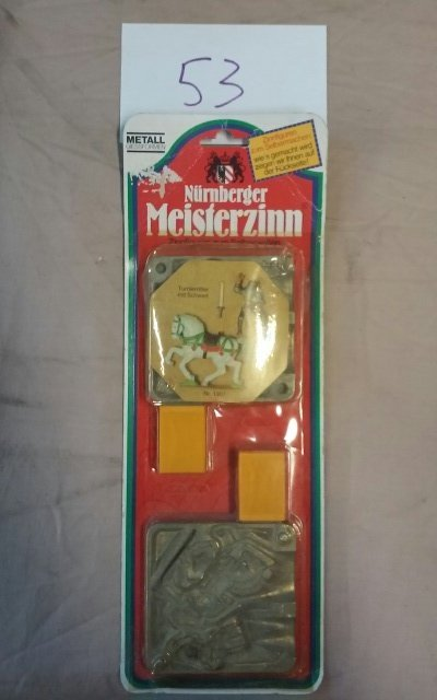 Metal Toy Mold