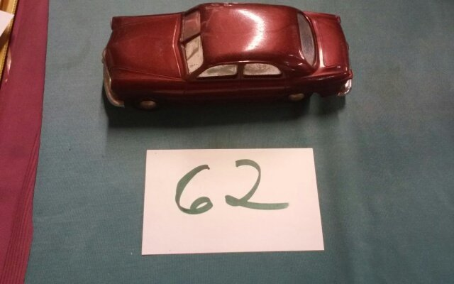 1960's windup car