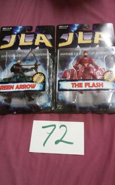 Justice League Figures