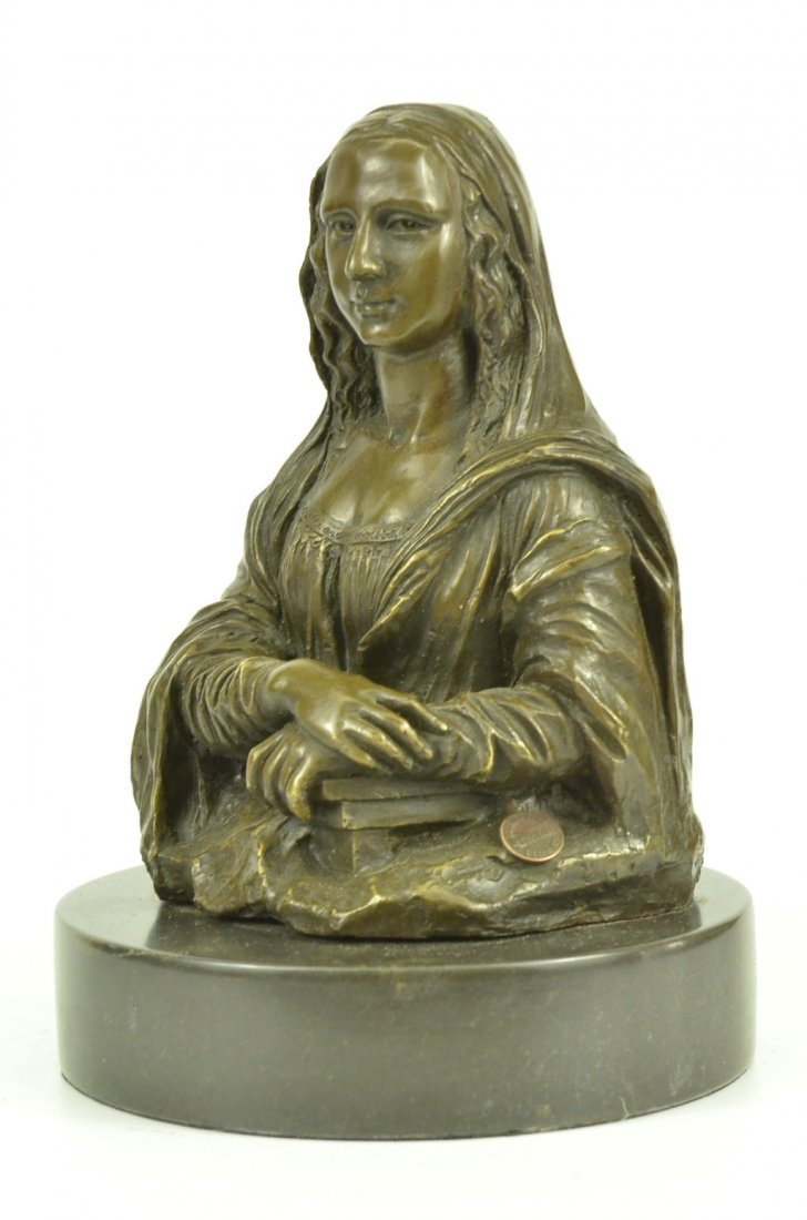 bronze on marble, Hot Cast - 2