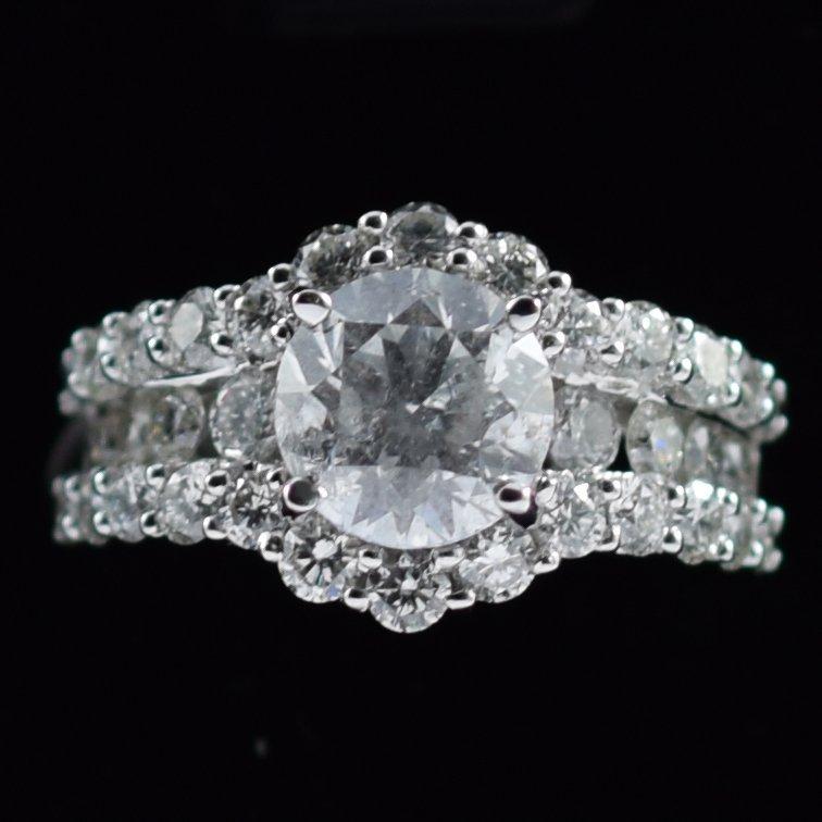 Diamond Unity Ring