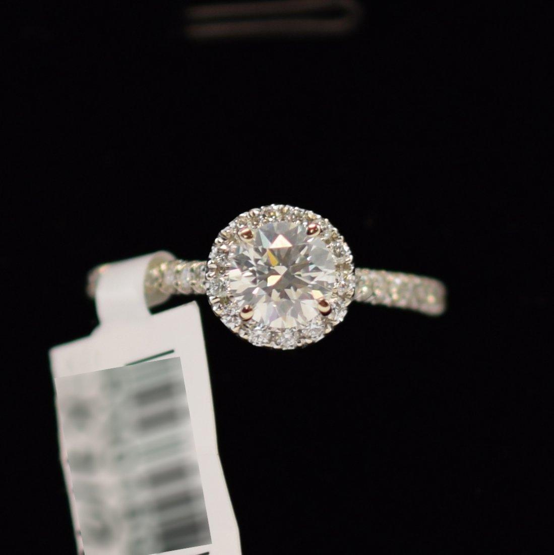 GIA Diamond Unity Ring