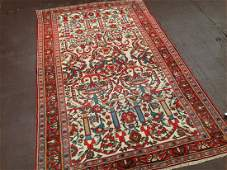 Antique Persian Fereghan Sarouk rug