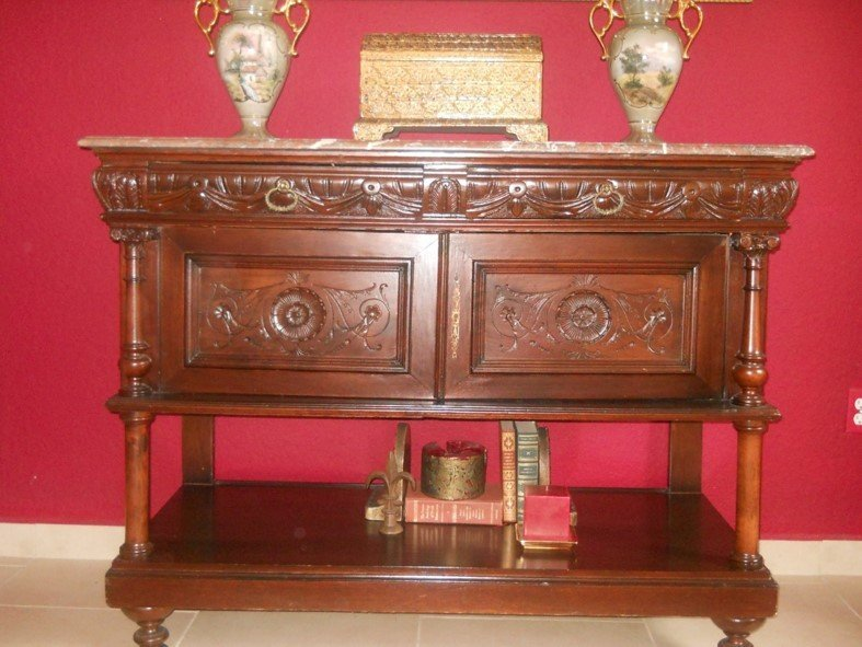 19th century French Victorian Sideboard