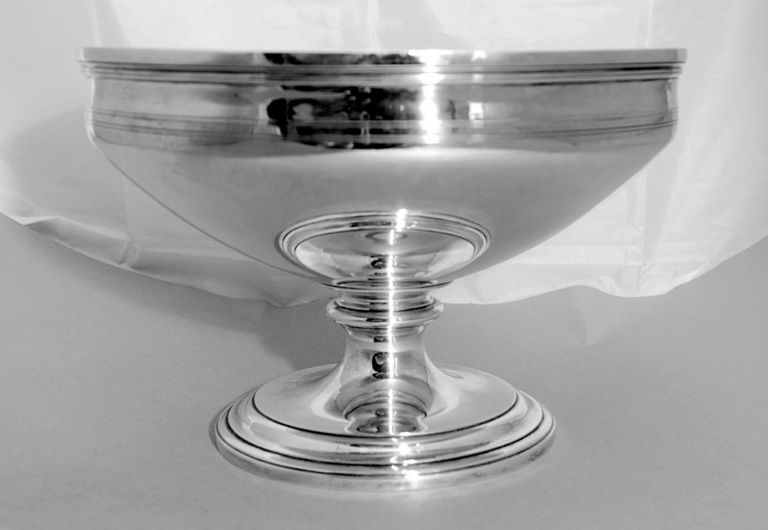 Tiffany sterling silver centerpiece bowl,
