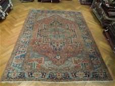 Antique Persian 8' x 11' Estate Rug Great Authentic