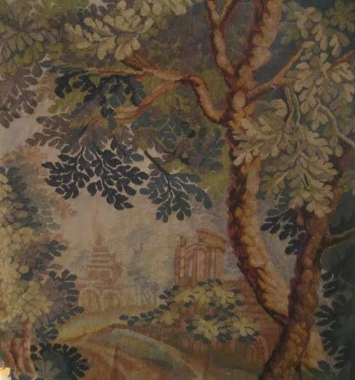 18th c. French Aubusson