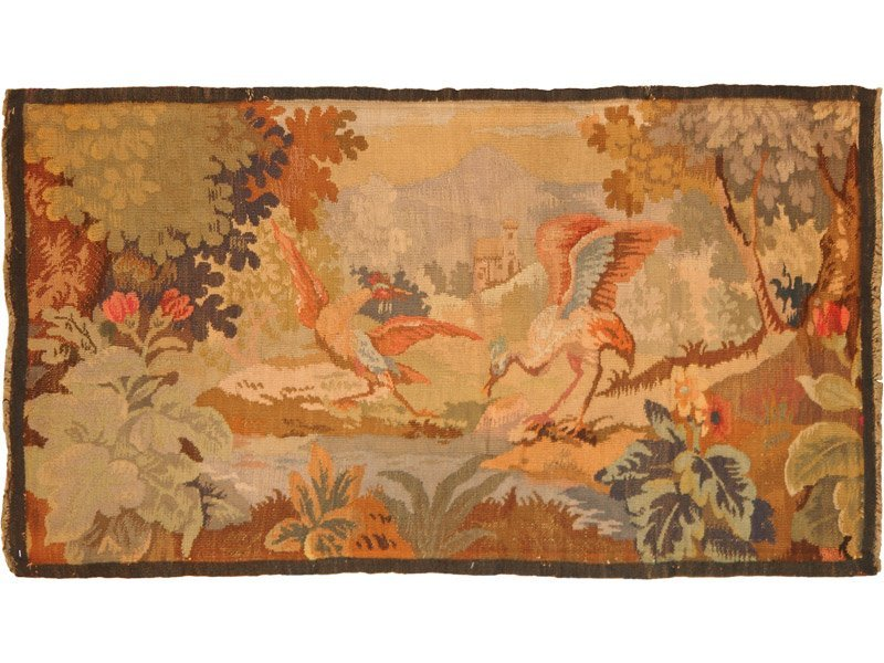 19th c. French Aubusson