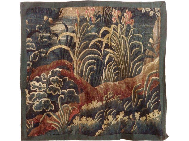 17th c. Flemish Verdure