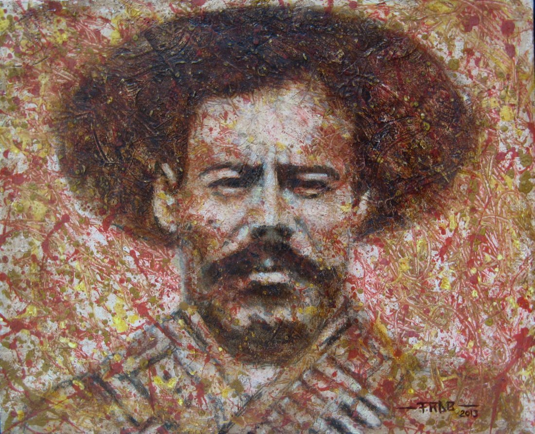 Viva Pancho Villa!-Original Ramirez Aguilar