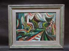 Charles Mott Ware 19212005 Truly Wild Modernist