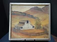 "Ejnar Hansen, ""Barn 1934"" P1089"