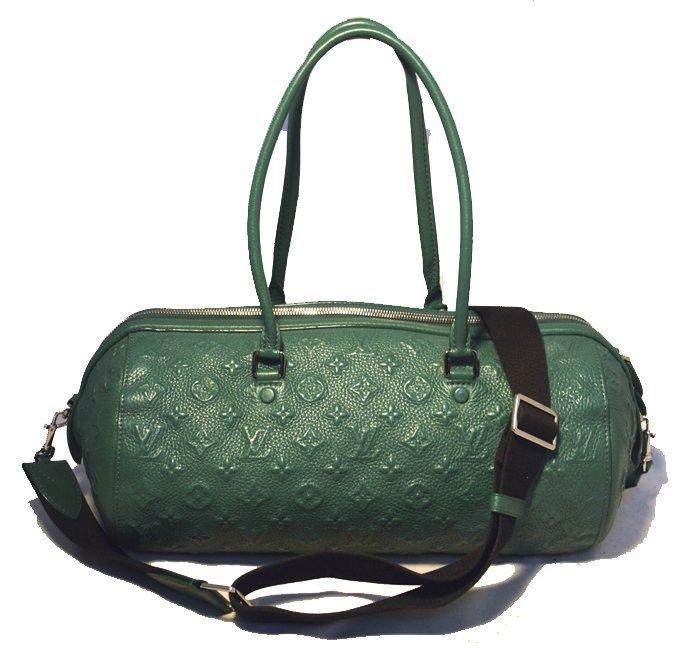 Louis Vuitton Jade Embossed Monogram Limited Edition