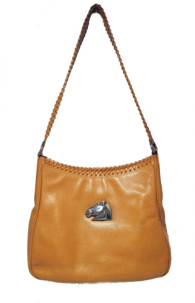 RARE Hermes Ivory Lizard 25cm Birkin Bag