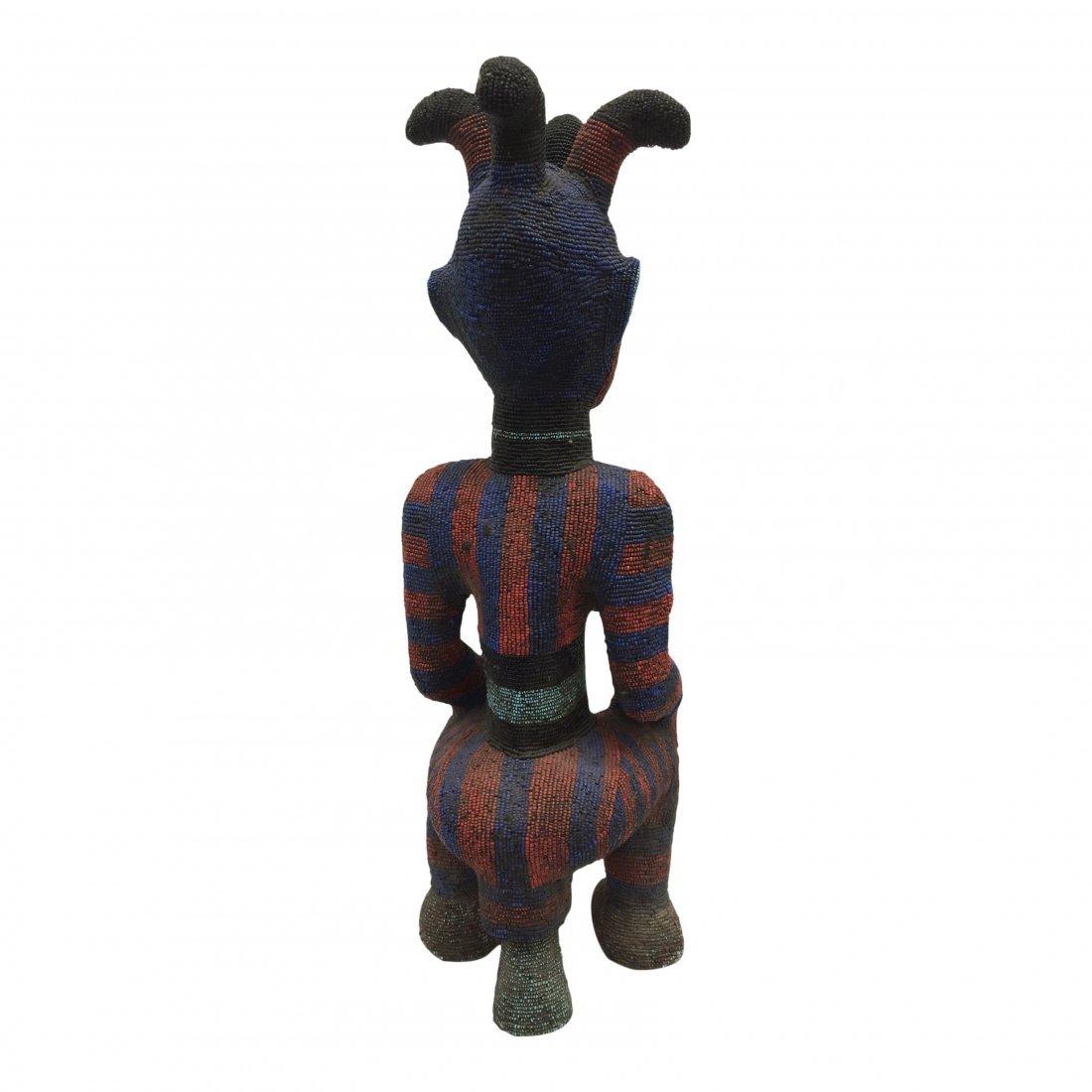 Large Bamileke Statue