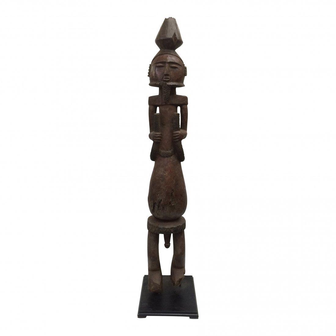 Large Ijo Yuroba Statue