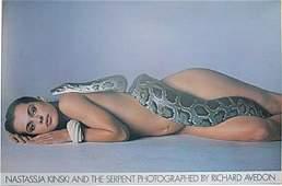 Avedon Kinski and the Serpent Rare
