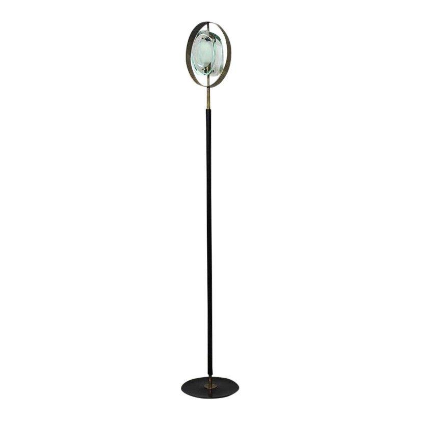 Max Ingrand for Fontana Arte. Floor Lamp mod. 2020