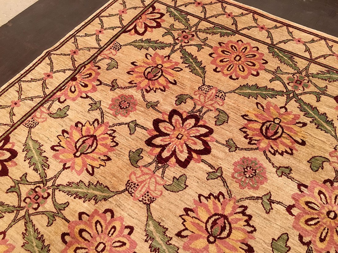 Contemporary Amristsar Carpet