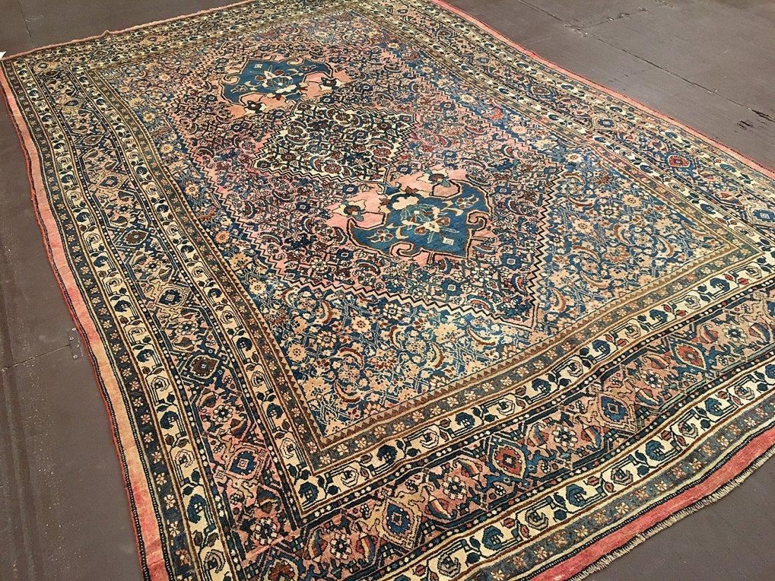 Antique Persian Bidjar Carpet