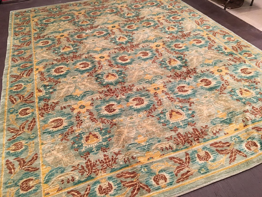 Contemporary Cuenca Carpet