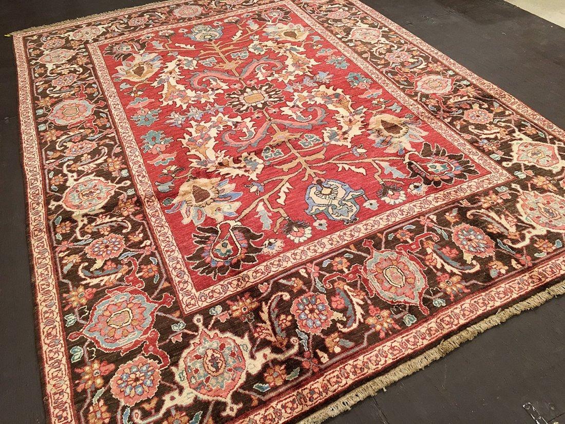 Contemporary Heriz Carpet