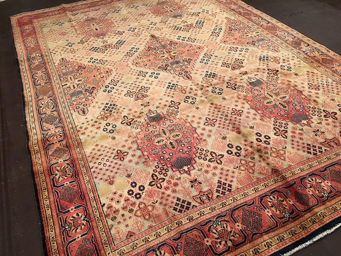 Antique Persian Joshegan Carpet
