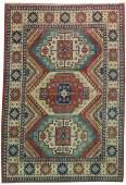 Vintage Look 7'X10 Charachov Kazak Carpet