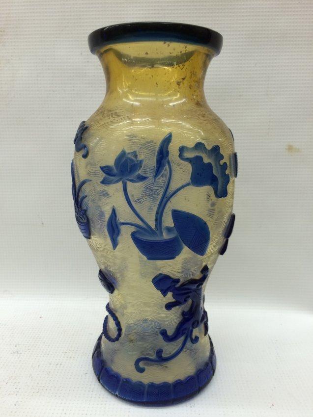 A Chinese Peking Glass