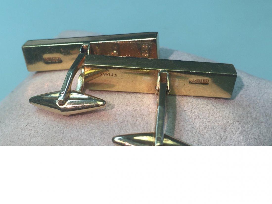 vintage swiss cuffs