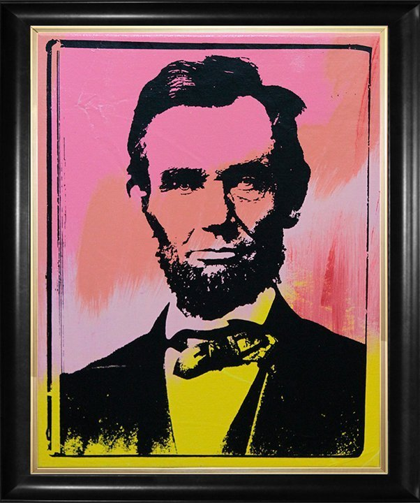 Abe Lincoln by Stephen Kaufman Limited Edition
