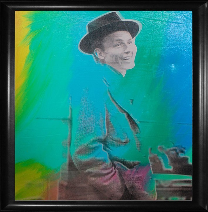 Frank Sinatra by Stephen Kaufman Limited Edition
