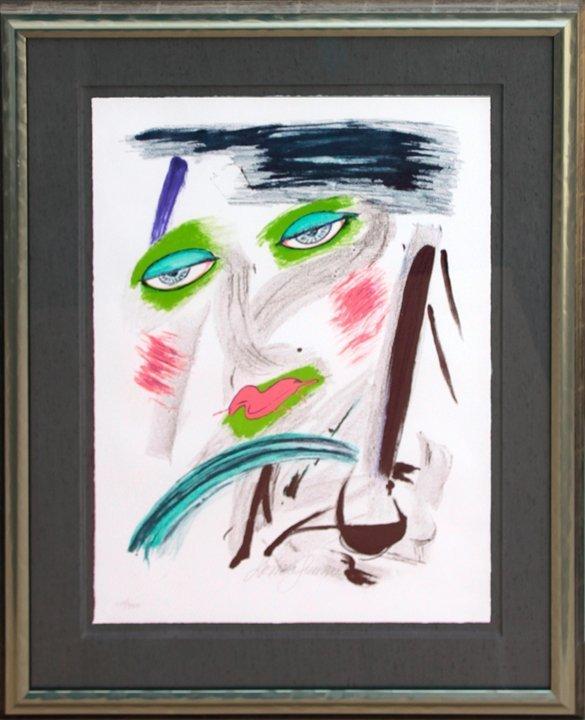 Donna Summer Original fine art Lithograph Limited