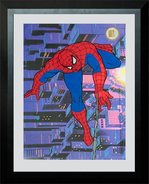 Spiderman Sericel