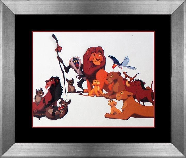 Disney Lion King Sericell