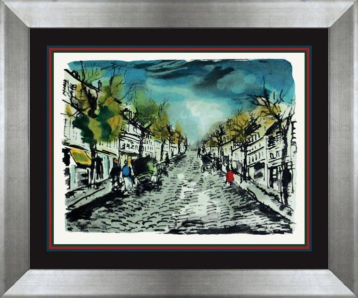 Vlaminck Route de Village Limited Edition Original