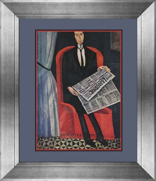 Andre Derain Chevalier X Lithograph from appox 80 years