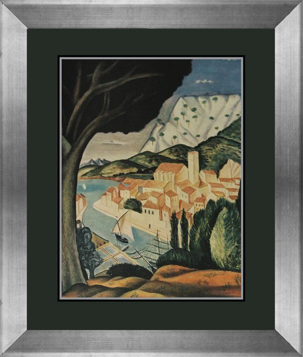 Andre Derain Lithograph from appox 80 years ago