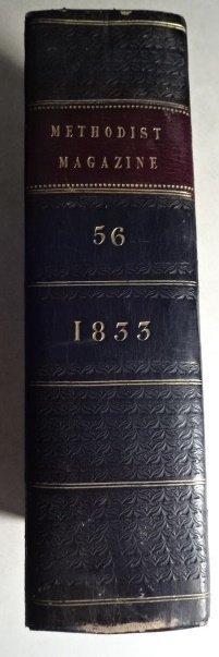 1833 Volume Methodist Magazine