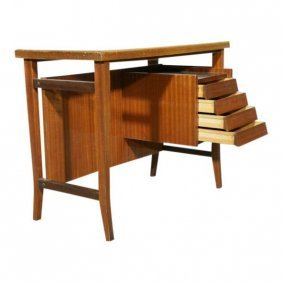 Gio Ponti For Shirolli Desk
