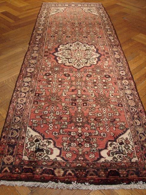 10' OLD Persian Runner- BIJAR Design