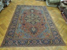 Mount Sabalan Weavers Antique Persian Heriz Resilient