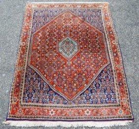 Semi Antique Persian Bidjar