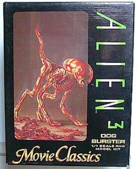 Alien 3 Dog Barster Vinyl Model Kit Vintage Rare Mint