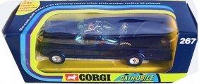 Corgi Batmobile With Batman And Robin. Number 267