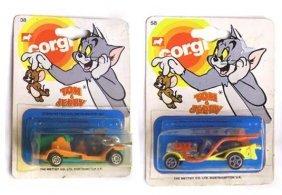 Corgi Jr Tom And Jerry