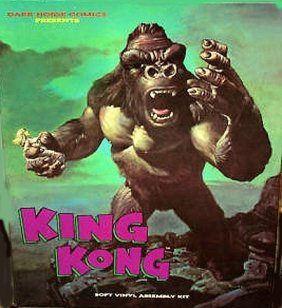 Dark Horse King Kong