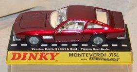 Dinky Monteverdi 375l Metal Toy Car