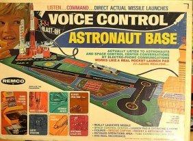 Voice Control Astronaut Base
