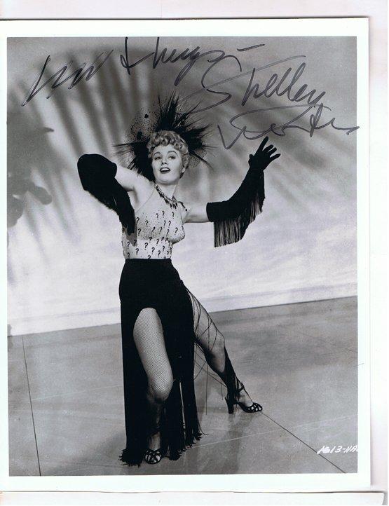 Shirley Winters - 8x10 Photo W/ Certificate #3